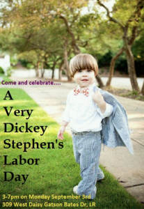A Very Dickey Stephen's Labor Day